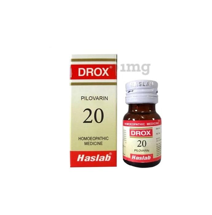Haslab Drox 20 Pilovarin Drop