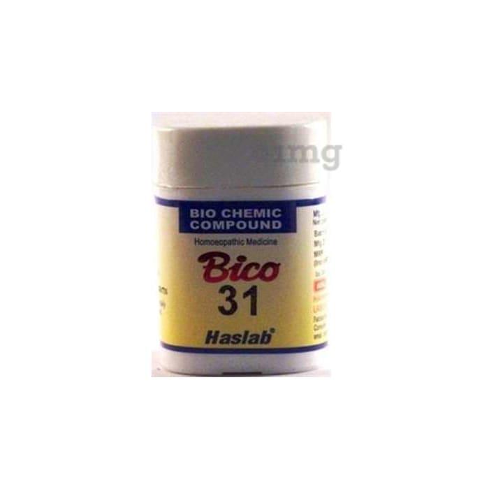 Haslab Bico 31 Biochemic Compound Tablet