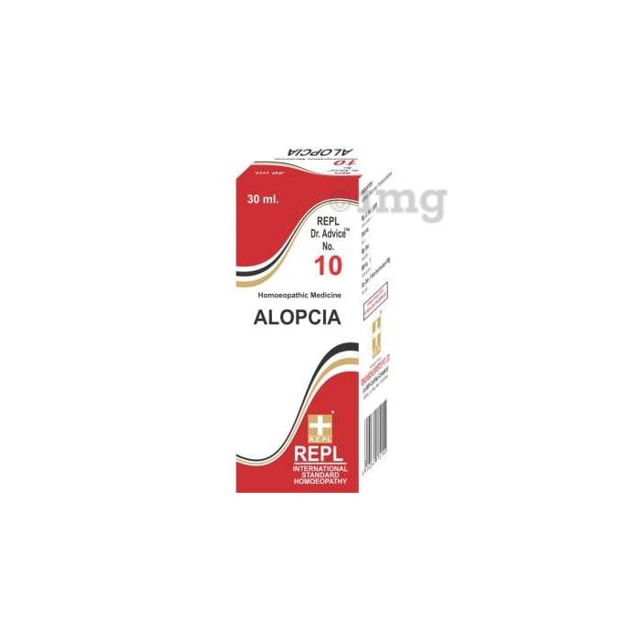 REPL Dr. Advice No.10 Alopcia Drop