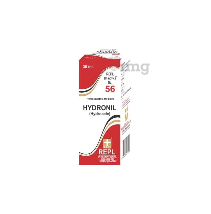 REPL Dr. Advice No.56 Hydronil Drop