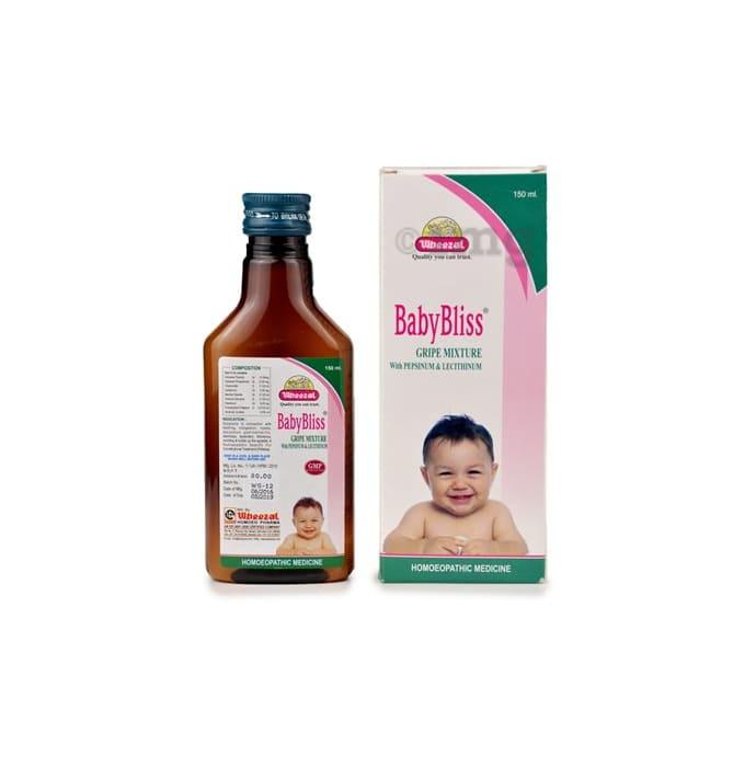 Wheezal Baby Bliss Syrup