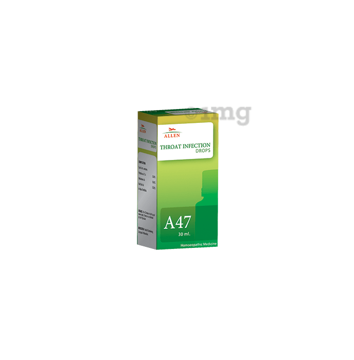 Allen A47 Throat Infection Drop
