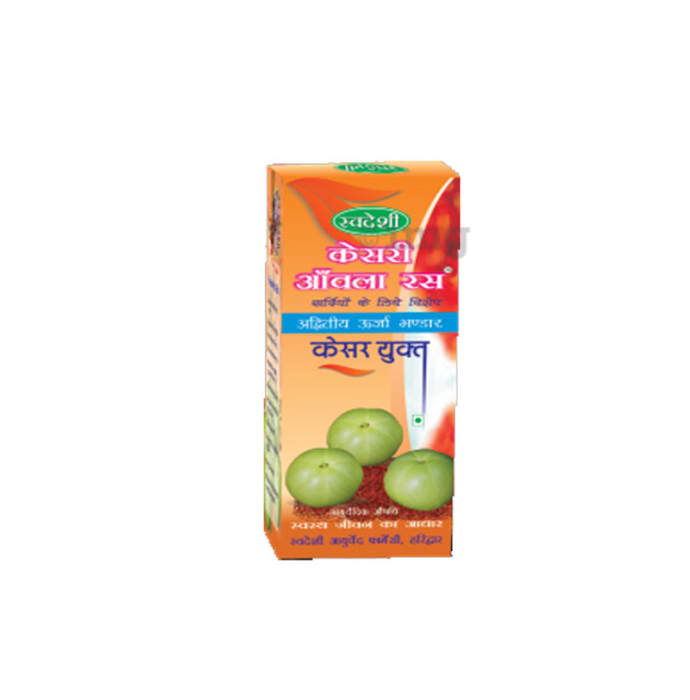 Swadeshi Kaseri Amla Ras
