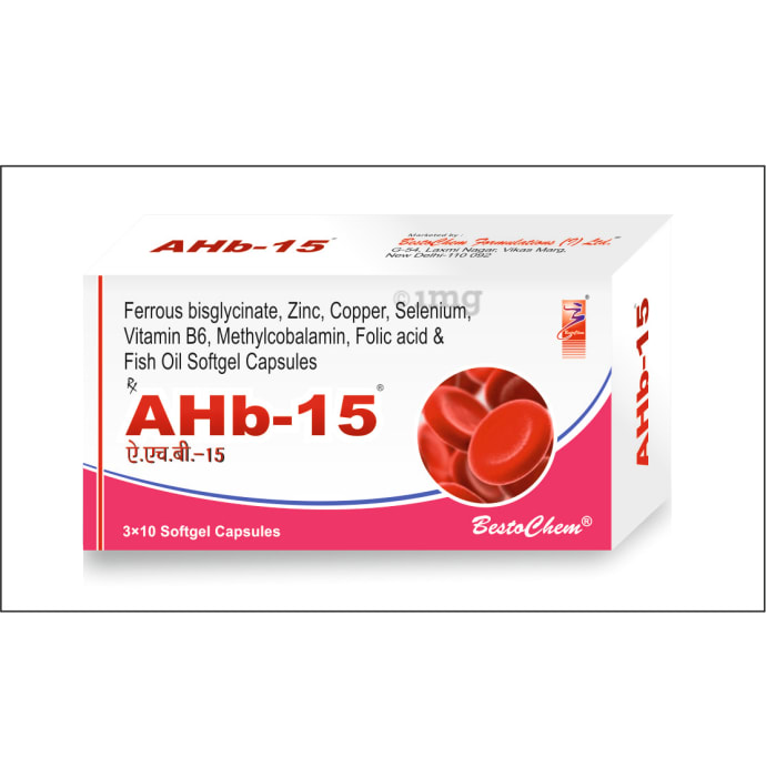 AHb 15 Capsule