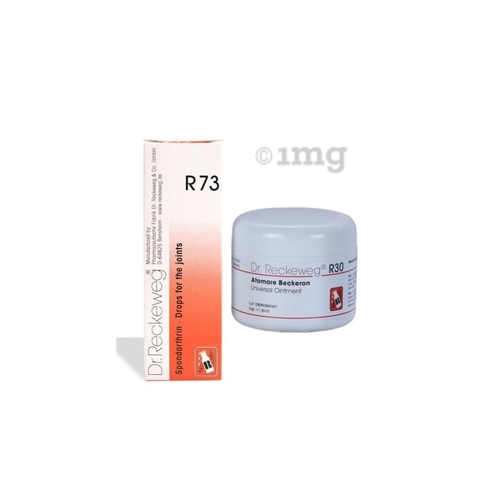 Dr. Reckeweg Joint Care Combo (R73 + R30)