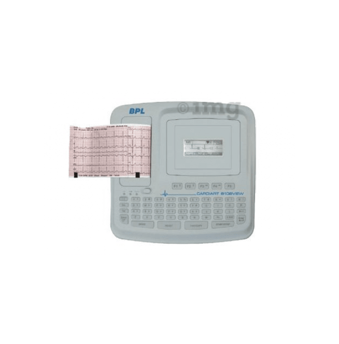 BPL 8108 View ECG Machine