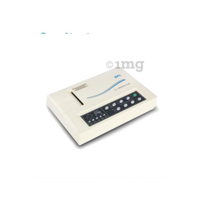 BPL Cardiart 6108 T ECG Machine