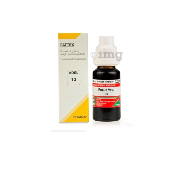 ADEL Anti-Obesity Combo (ADEL 13 + Fucus Ves Mother Tincture)