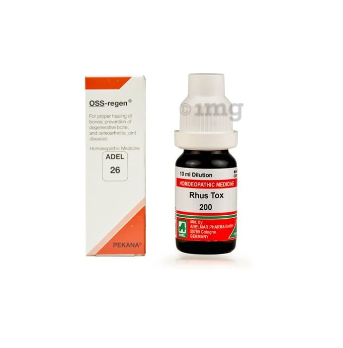 ADEL Joint Care Combo (ADEL 26 + Rhus Tox Dilution 30 CH)
