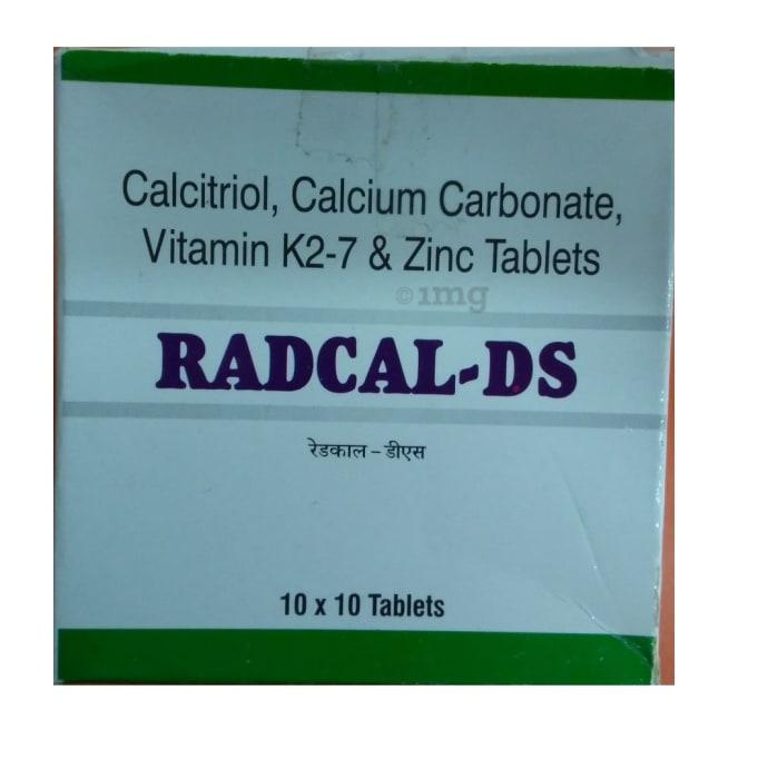 Radcal -DS Tablet