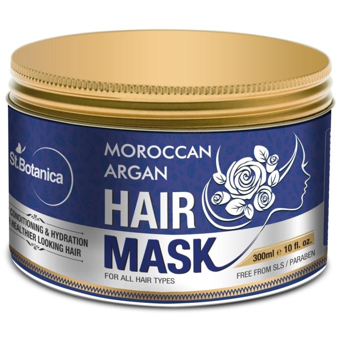 St.Botanica Moroccan Argan Hair Mask