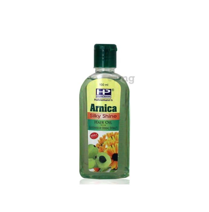 Hahnemann Arnica Silky Shine Hair Oil