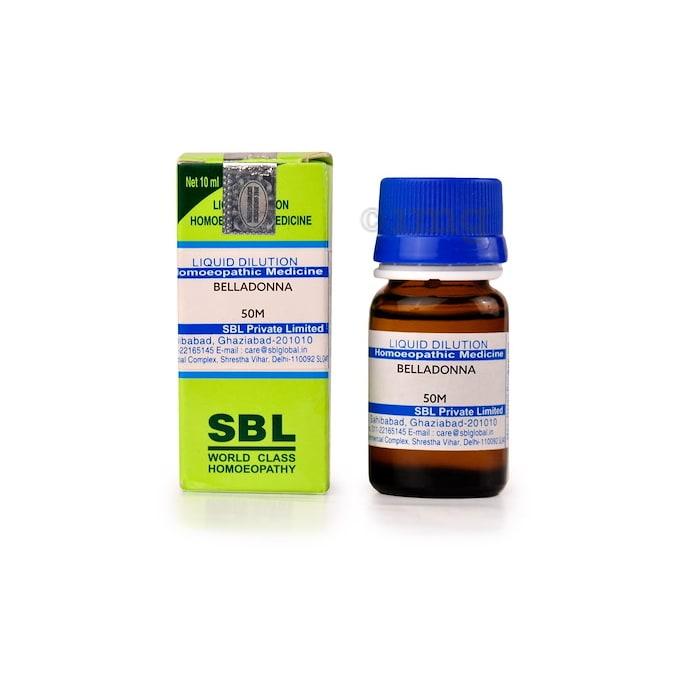 SBL Belladonna Dilution 50M CH