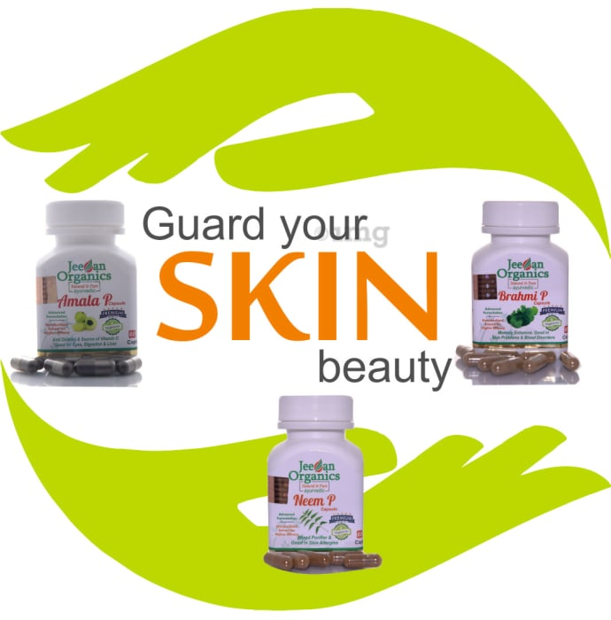 Jeevan Organics Skin Care Kit