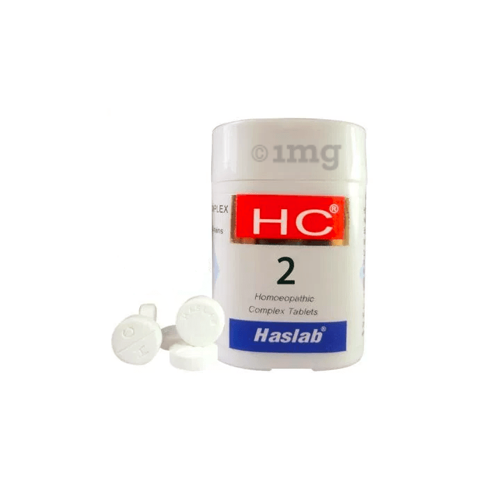 Haslab HC 2 Aesculus Complex Tablet