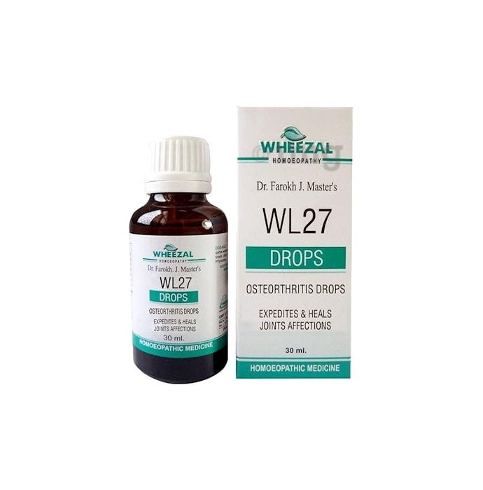 Wheezal WL27 Osteorthritis Drop