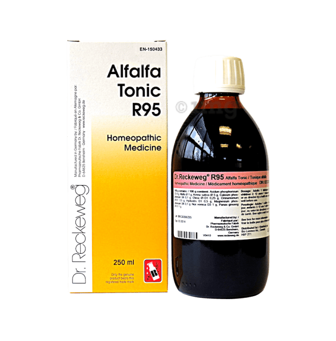 Dr. Reckeweg Alfalfa Tonic