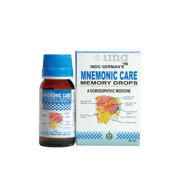 Indo Germans Mnemonic Care Drop