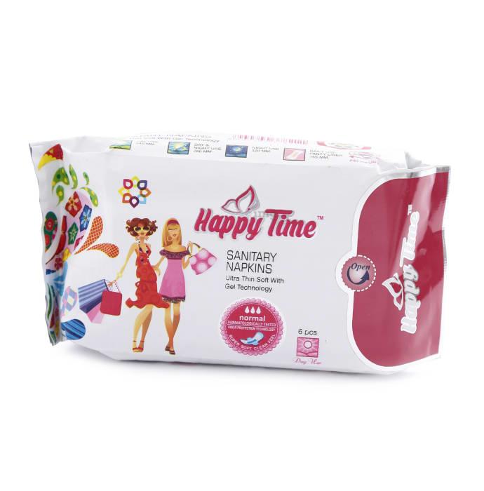 Happy Time 320 Ultra Sanitary Pads XXL