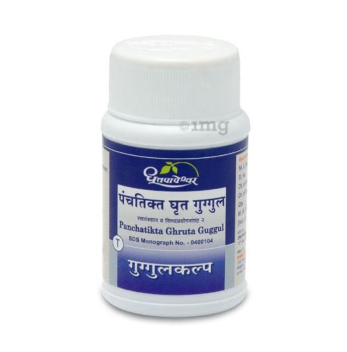 Dhootapapeshwar Panchatikta Ghruta Guggul