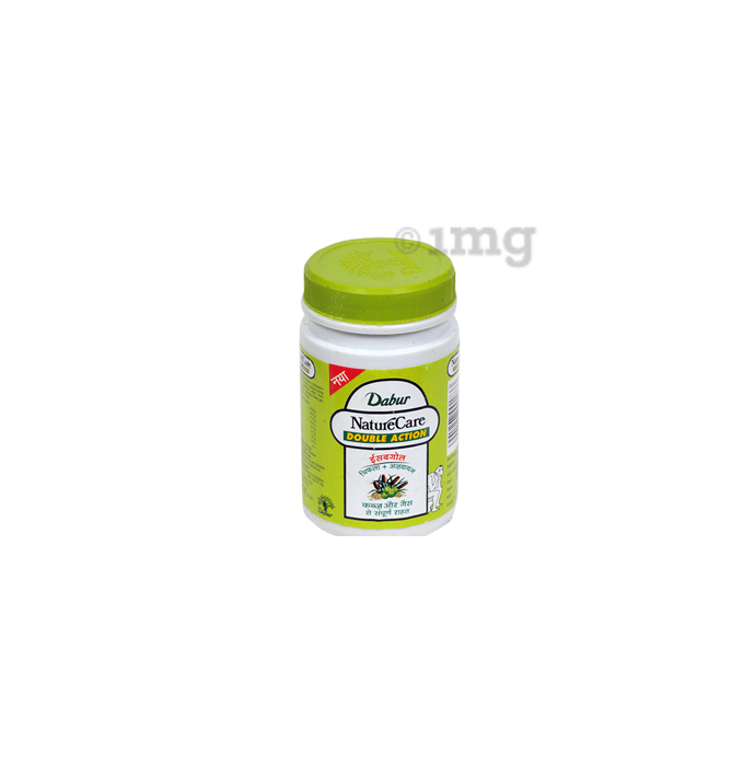 Dabur Nature Care Isabgol (Double Action) Powder