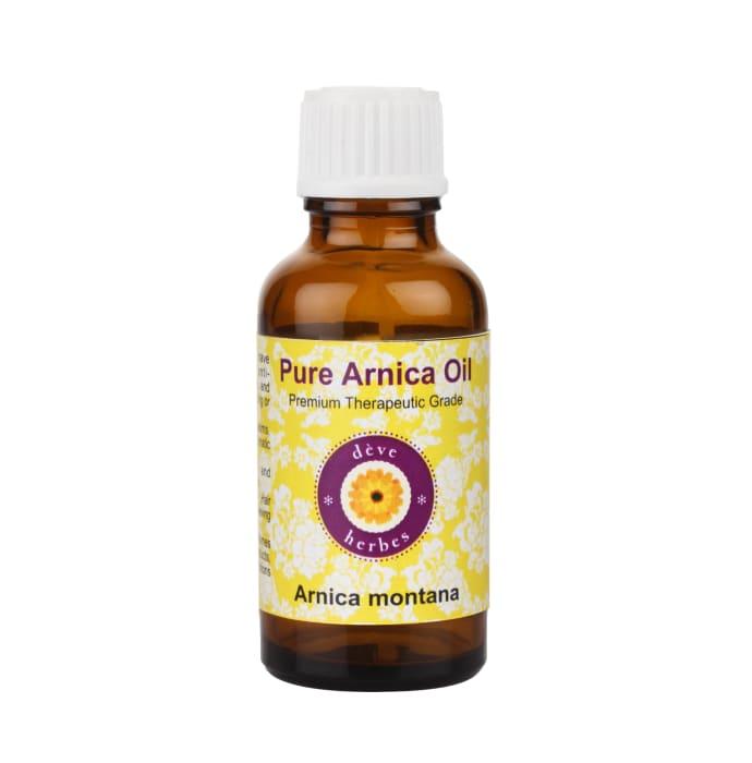 Deve Herbes Pure Arnica/Arnica Montana Oil