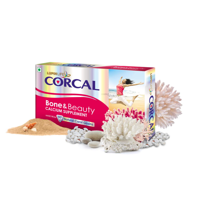 Corcal Bone & Beauty Tablet