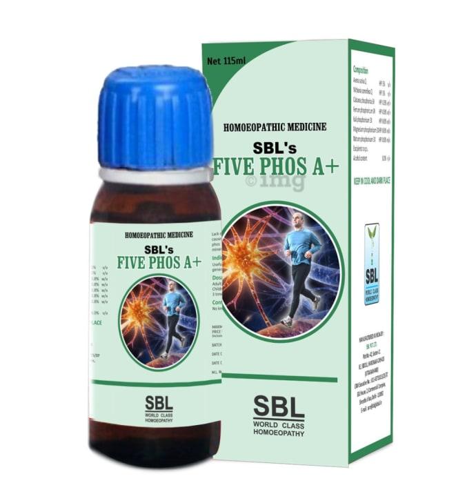 SBL Five Phos A+ Nerve Tonic
