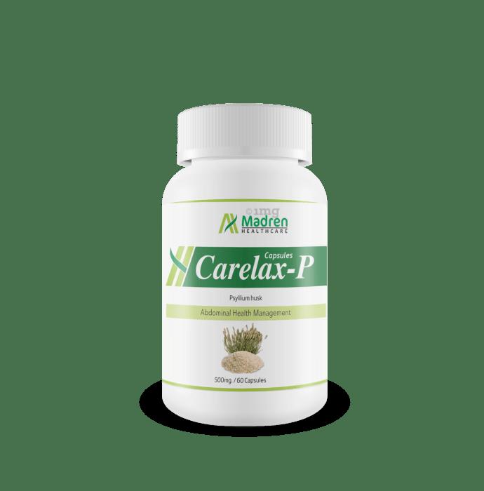 Madren Healthcare Carelax-P 500mg Capsule