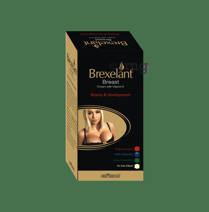 Brexelant Breast Cream with Vitamin E
