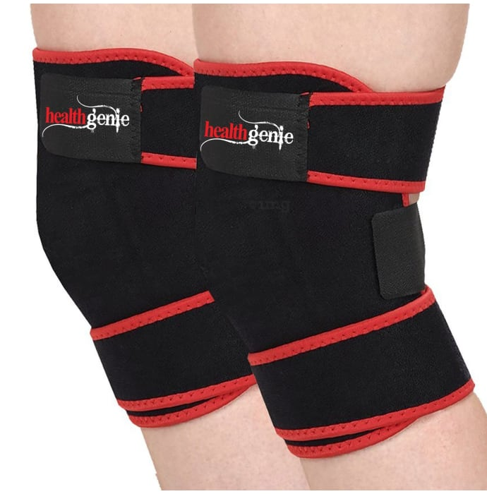 Healthgenie Knee Support Black
