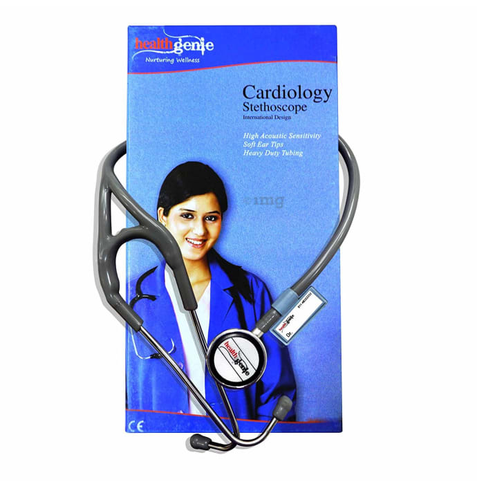Healthgenie HG-401G Light Weight Cardiology Stethoscope