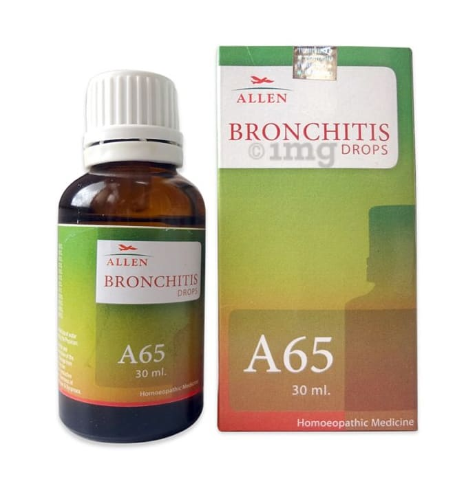 Allen A65 Bronchitis Drop