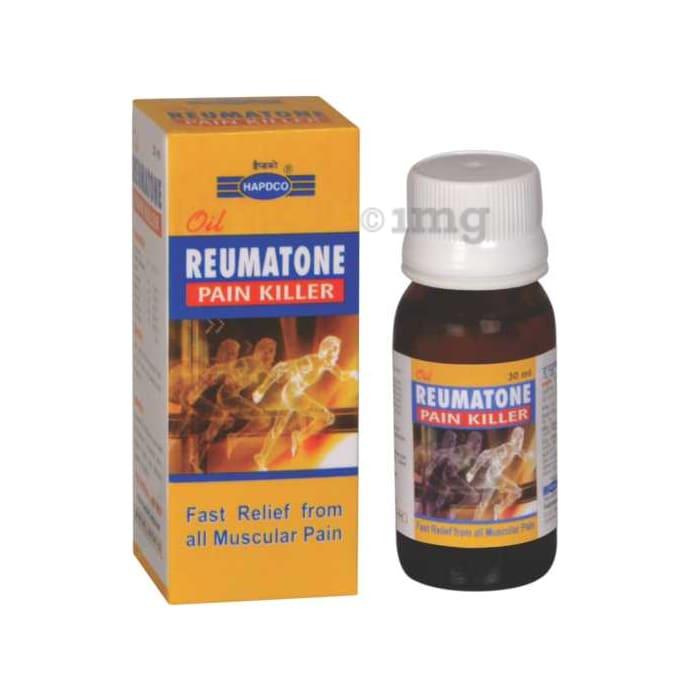 Hapdco Reumatone Oil