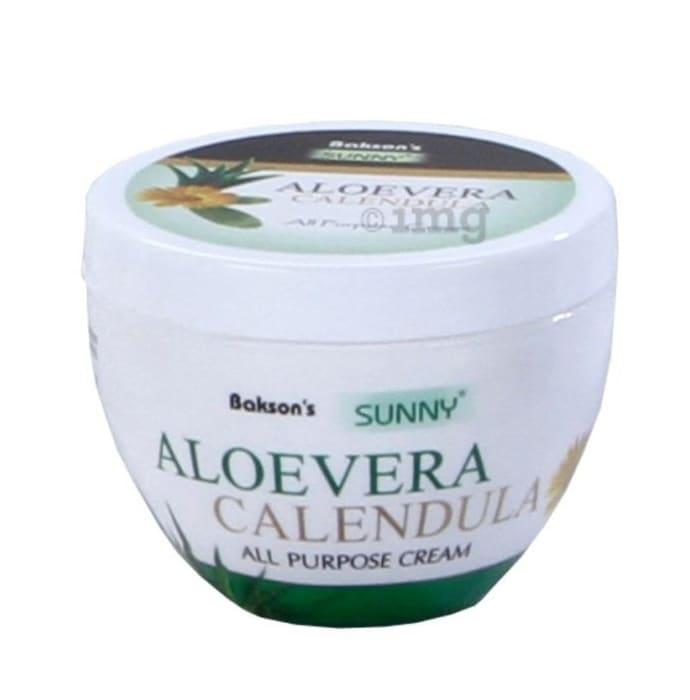 Bakson's Aloevera Calendula Cream