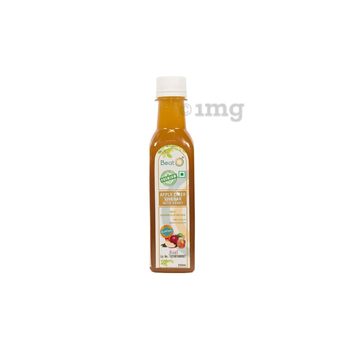 BeatO Apple Cider Vinegar with Honey