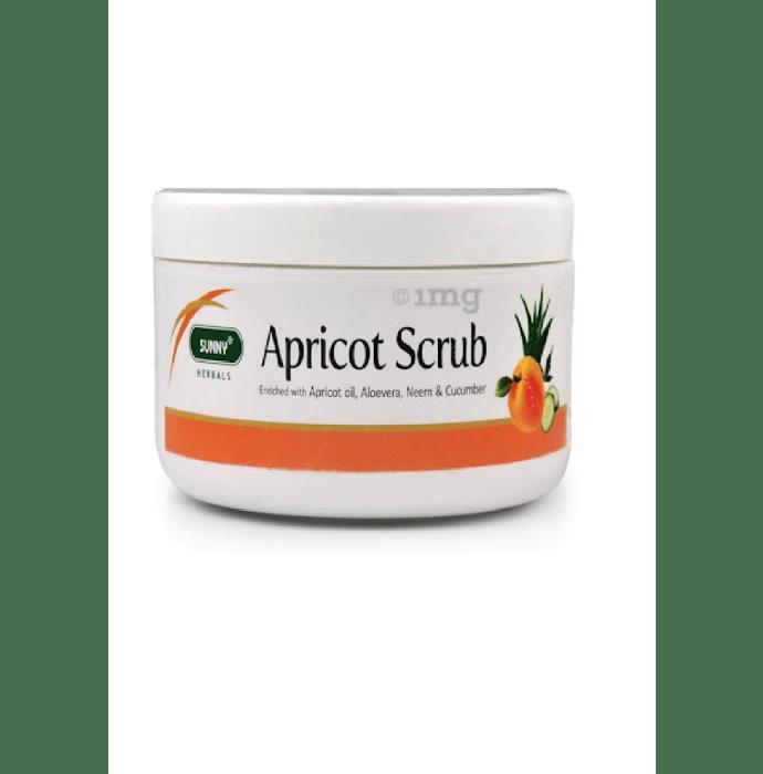 Bakson's Apricot Aloevera with Neem & Cucumber Scrub