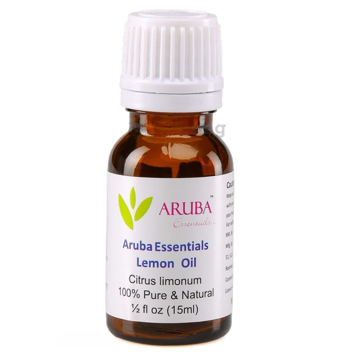 Aruba Essentials Lemon Oil