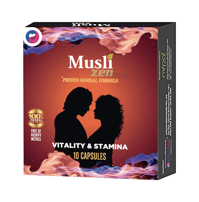 MusliZen Herbal Capsule