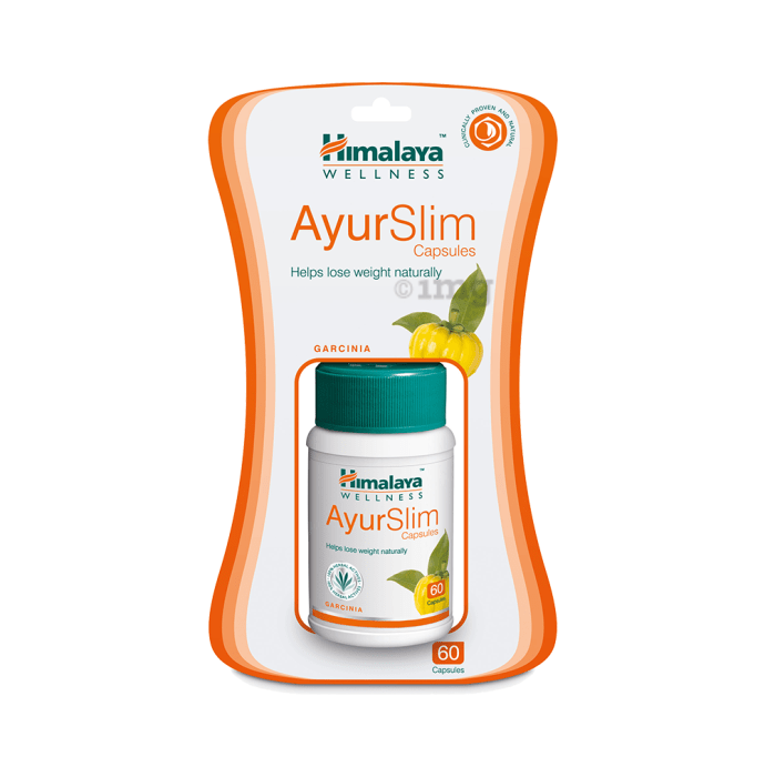 Himalaya Wellness AyurSlim Capsule