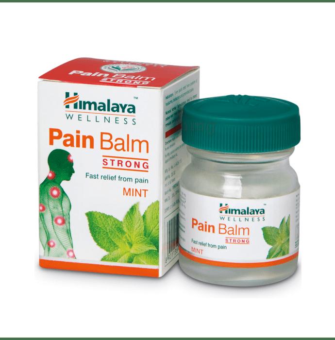 Himalaya Wellness Pain Balm Strong