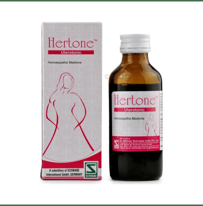 Dr Willmar Schwabe India Hertone Syrup