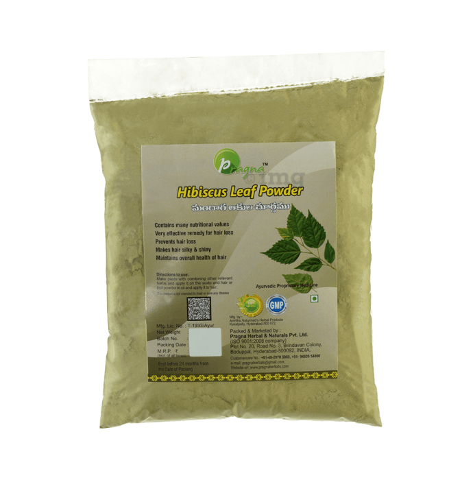 Pragna Hibiscus Leaf Powder