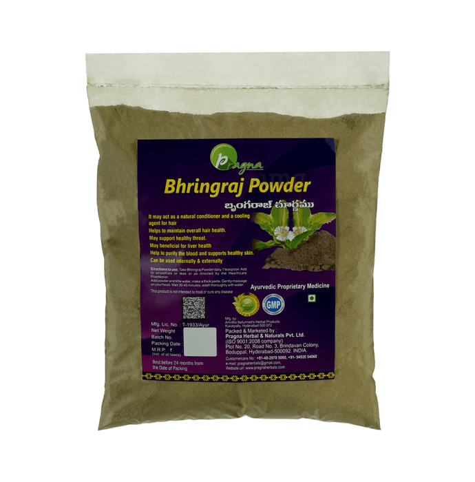 Pragna Bhringraj Powder