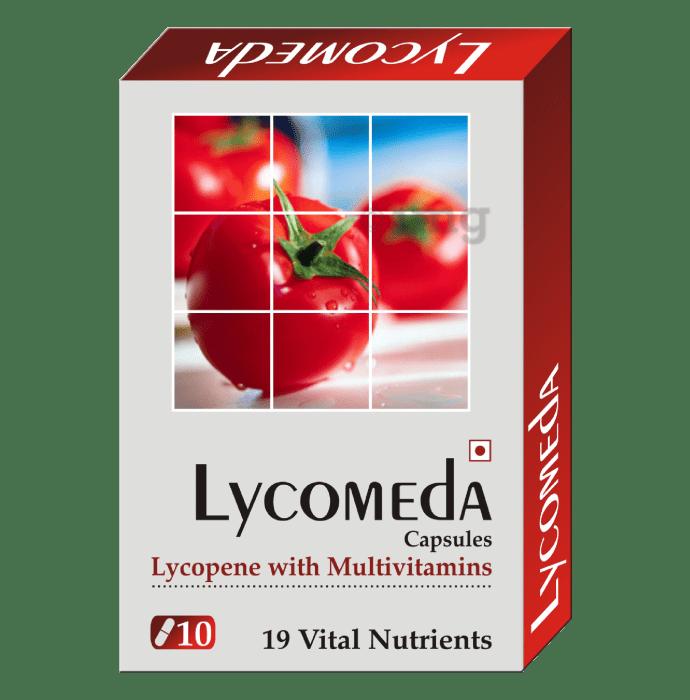 Lycomeda Capsule