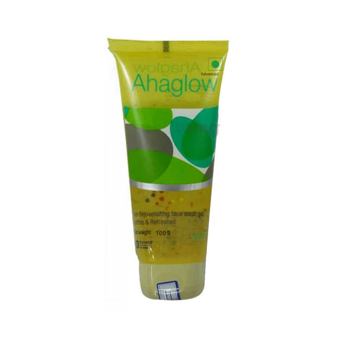 Ahaglow Advanced Face Wash
