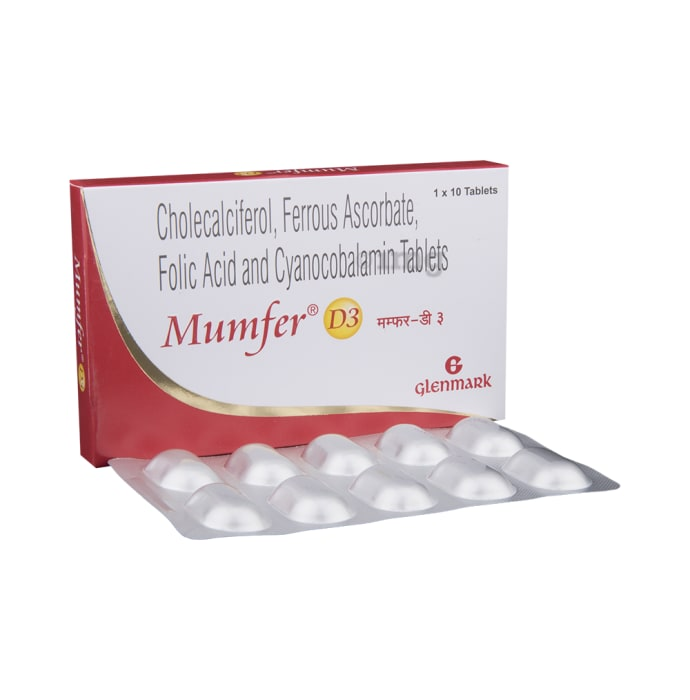 Mumfer D3 Tablet