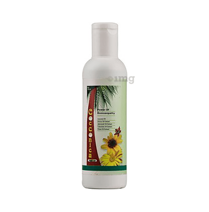 SBL Cocconica Hair Oil