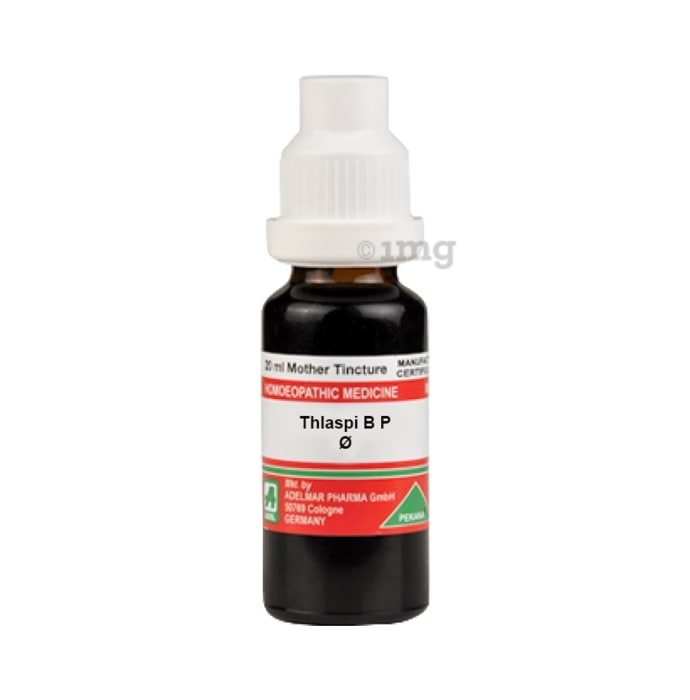ADEL Thlaspi B P Mother Tincture Q