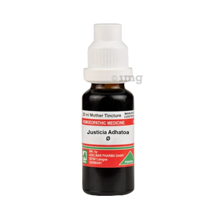 ADEL Justicia Adhatoa Mother Tincture Q